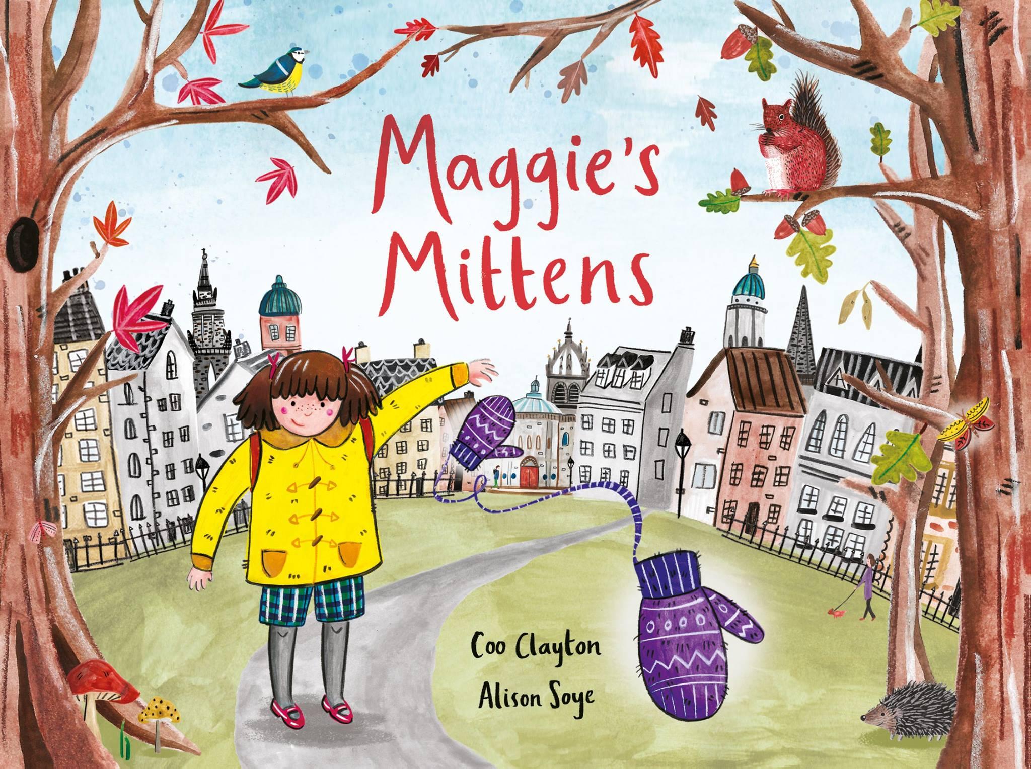 Maggie's Mittens