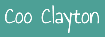 Coo Clayton's Official Website Logo